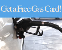 Get A Free Gas Card!